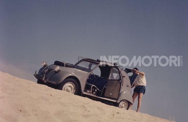 La Citroën 2CV versione 4×4 - Foto 2 di 17
