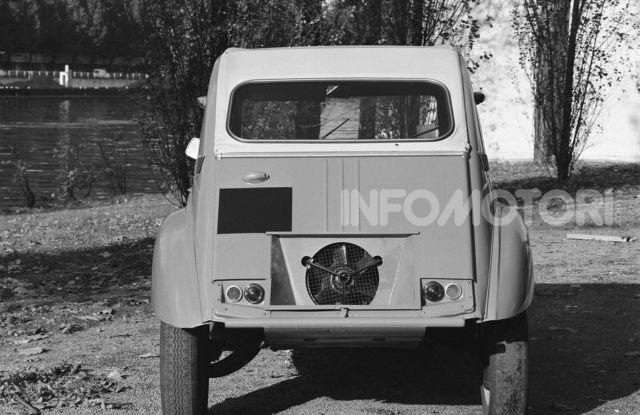 La Citroën 2CV versione 4×4 - Foto 4 di 17