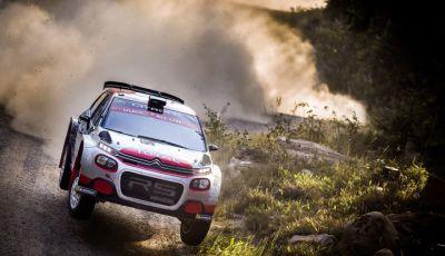 WRC2 Gran Bretagna: la C3 R5 pronta per la sfida