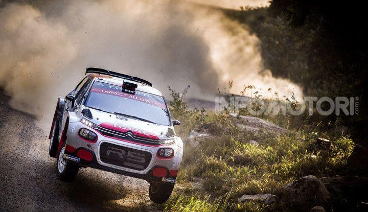 WRC2 Gran Bretagna: la C3 R5 pronta per la sfida - Foto  di