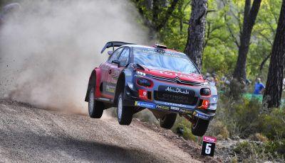 WRC Turchia 2018: shakedown di apprendistato per le C3 WRC