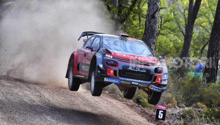 WRC Turchia 2018: shakedown di apprendistato per le C3 WRC - Foto  di
