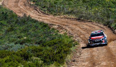 WRC Turchia 2018: un importante preparazione per il team Citroën