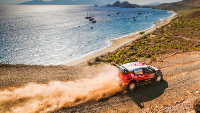 WRC Turchia 2018: una dura prova per le C3 WRC