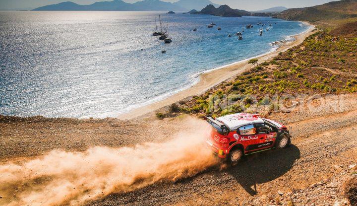 WRC Turchia 2018: una dura prova per le C3 WRC - Foto  di