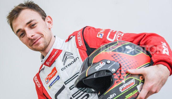 WRC2 Gran Bretagna: le dichiarazioni del team Citroën prima della gara - Foto 2 di 2