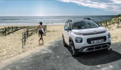 Citroen C3 Aircross Rip Curl ordinabile da 21.450 euro