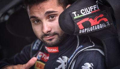 Peugeot Competition RALLY 208 - E' Tommaso Ciuffi il campione 2018