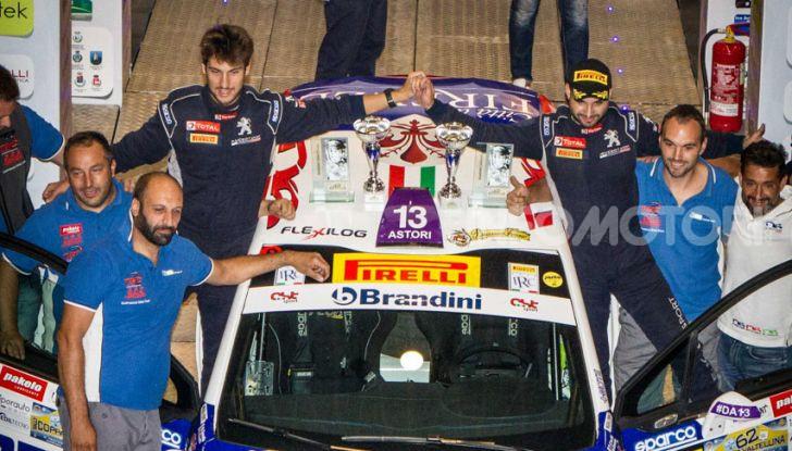 Peugeot Competition RALLY 208 – E' Tommaso Ciuffi il campione 2018 - Foto 3 di 5