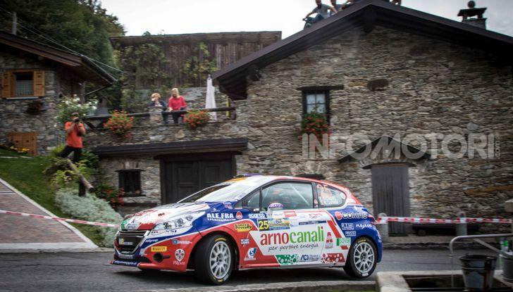 Peugeot Competition RALLY 208 – E' Tommaso Ciuffi il campione 2018 - Foto 4 di 5
