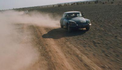 DS 21 al Rally del Marocco del 1969: prima parte di gara