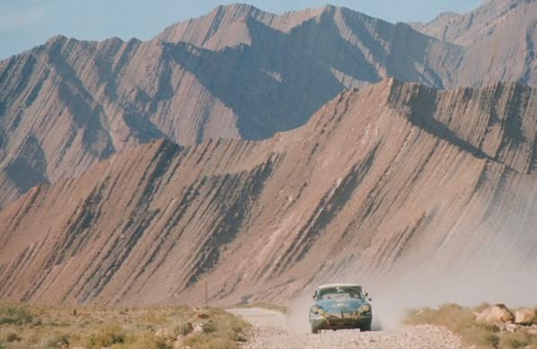 DS 21 al Rally del Marocco: vittoria epica. - Foto 2 di 2