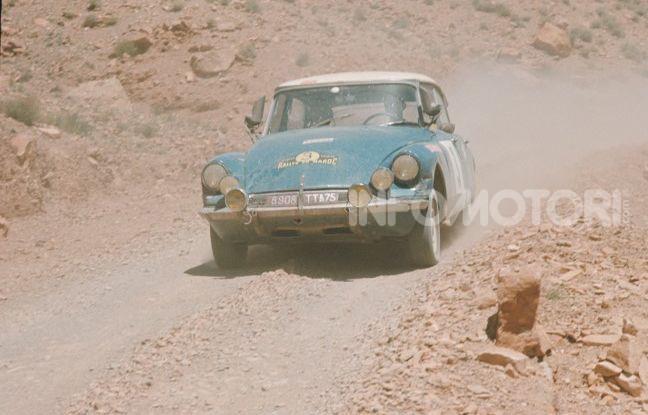 DS 21 al Rally del Marocco: vittoria epica. - Foto 1 di 2