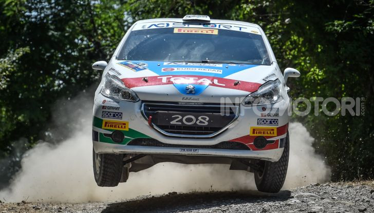25° Rally Adriatico – Peugeot pronta a difendere la leadership in campionato - Foto 2 di 2