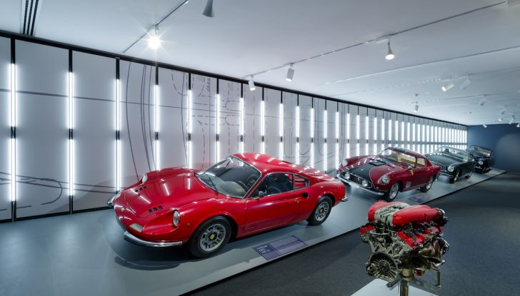 Museo Ferrari 2018: a Maranello le mostre 'Driven by Enzo' e 'Passion and Legend' - Foto 10 di 13