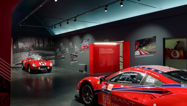 Museo Ferrari 2018: a Maranello le mostre 'Driven by Enzo' e 'Passion and Legend' - Foto 11 di 13