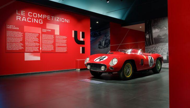 Museo Ferrari 2018: a Maranello le mostre 'Driven by Enzo' e 'Passion and Legend' - Foto 12 di 13