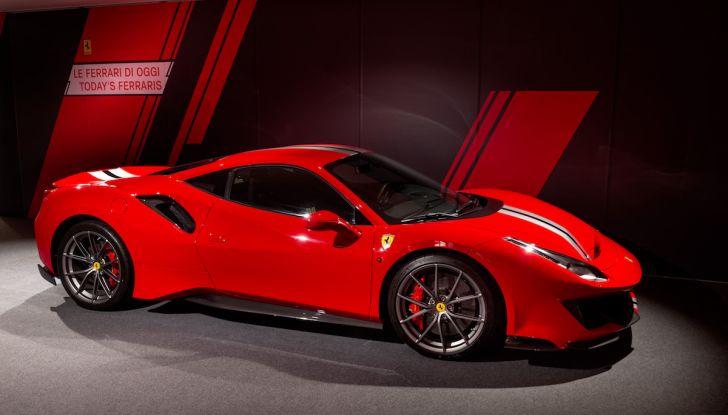 Museo Ferrari 2018: a Maranello le mostre 'Driven by Enzo' e 'Passion and Legend' - Foto 13 di 13