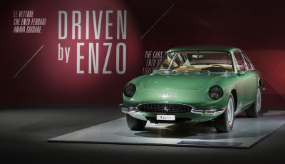 Museo Ferrari 2018: a Maranello le mostre 'Driven by Enzo' e 'Passion and Legend'