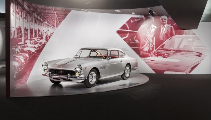 Museo Ferrari 2018: a Maranello le mostre 'Driven by Enzo' e 'Passion and Legend' - Foto 3 di 13