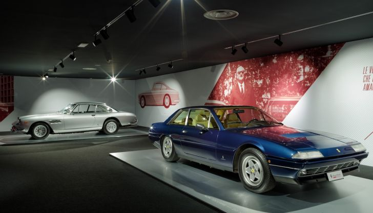 Museo Ferrari 2018: a Maranello le mostre 'Driven by Enzo' e 'Passion and Legend' - Foto 4 di 13