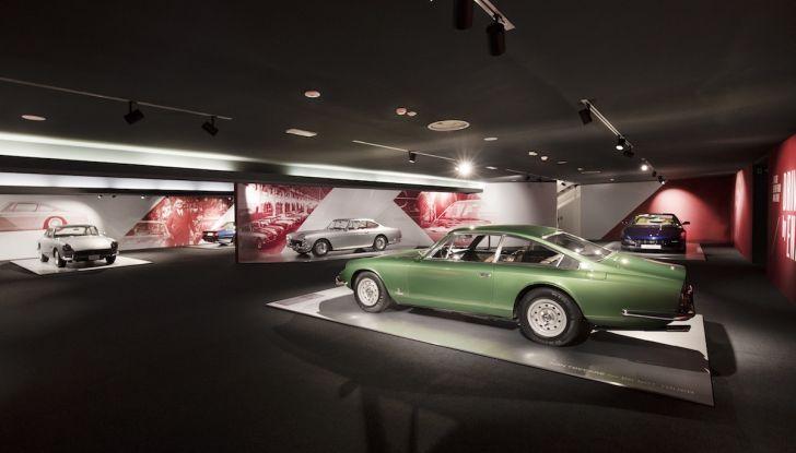 Museo Ferrari 2018: a Maranello le mostre 'Driven by Enzo' e 'Passion and Legend' - Foto 5 di 13