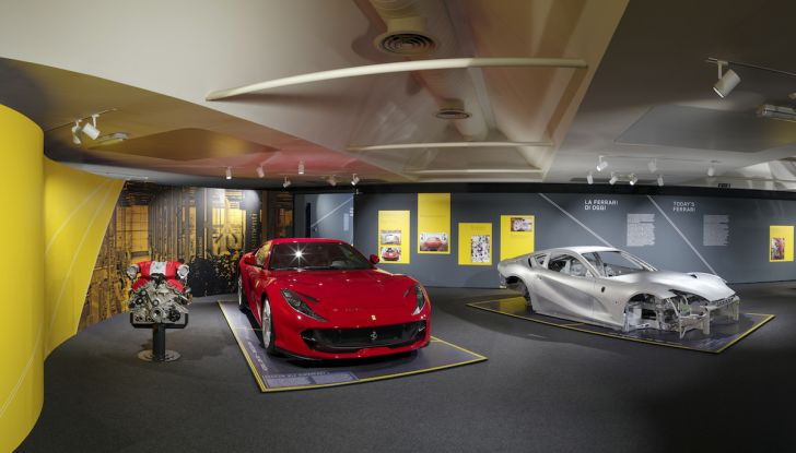 Museo Ferrari 2018: a Maranello le mostre 'Driven by Enzo' e 'Passion and Legend' - Foto 6 di 13
