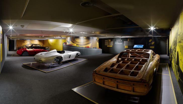 Museo Ferrari 2018: a Maranello le mostre 'Driven by Enzo' e 'Passion and Legend' - Foto 7 di 13