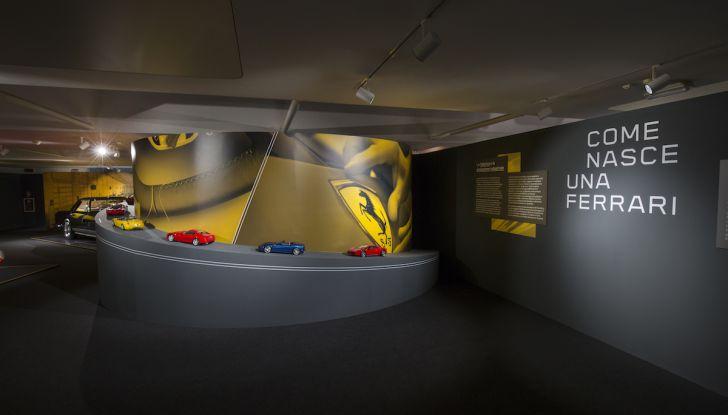 Museo Ferrari 2018: a Maranello le mostre 'Driven by Enzo' e 'Passion and Legend' - Foto 8 di 13