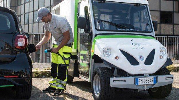 E-Gap e il servizio di ricarica elettrica mobile on demand - Foto 2 di 5