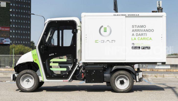 E-Gap e il servizio di ricarica elettrica mobile on demand - Foto 4 di 5