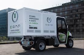 E-Gap e il servizio di ricarica elettrica mobile on demand - Foto 5 di 5