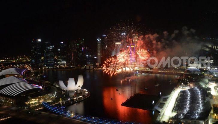 Orari TV F1 2018, GP di Singapore in diretta Sky e differita TV8 - Foto 3 di 7