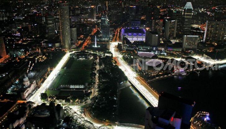 Orari TV F1 2018, GP di Singapore in diretta Sky e differita TV8 - Foto 6 di 7