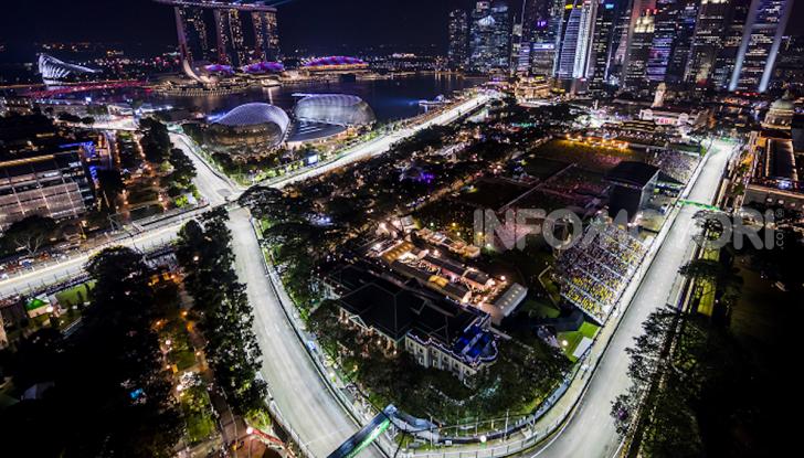 Orari TV F1 2018, GP di Singapore in diretta Sky e differita TV8 - Foto 7 di 7