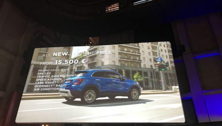 Fiat nuova 500X novità, prezzi, motori e prova su strada - Foto 7 di 32