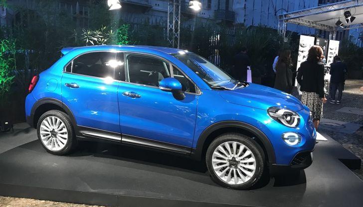 Fiat nuova 500X novità, prezzi, motori e prova su strada - Foto 9 di 32
