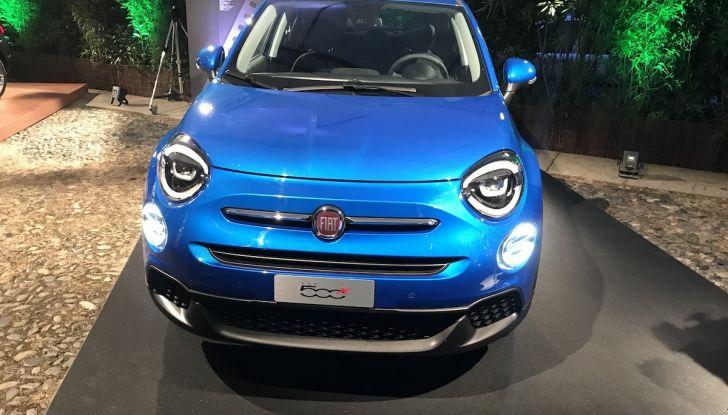 Fiat nuova 500X novità, prezzi, motori e prova su strada - Foto 4 di 32