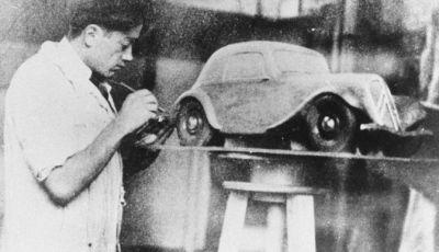 Le astuzie della Citroën 2CV: la capote