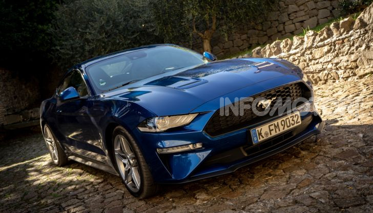 Nuova Ford Mustang GT 2018: La prova del V8 da 450CV - Foto 4 di 27