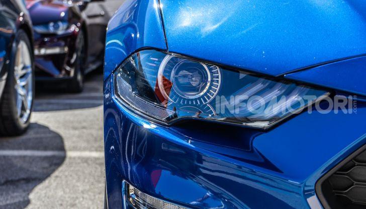 Al Lucca Comics 2018 la nuova Ford Mustang - Foto 2 di 27