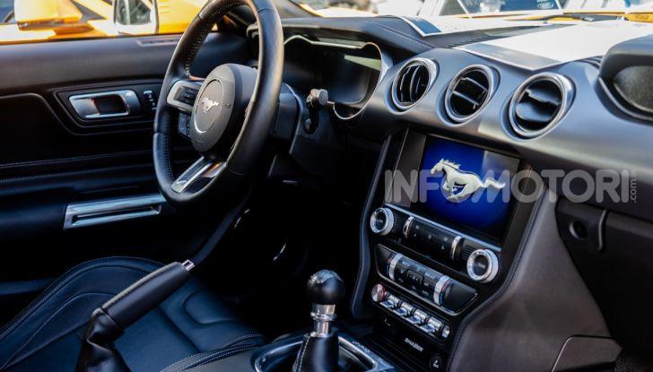 Nuova Ford Mustang GT 2018: La prova del V8 da 450CV - Foto 6 di 27