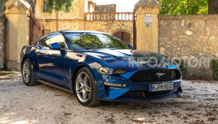 Nuova Ford Mustang GT 2018: La prova del V8 da 450CV - Foto 7 di 27