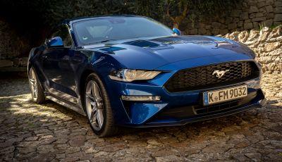 Nuova Ford Mustang GT 2018: La prova del V8 da 450CV