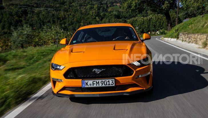 Al Lucca Comics 2018 la nuova Ford Mustang - Foto 11 di 27