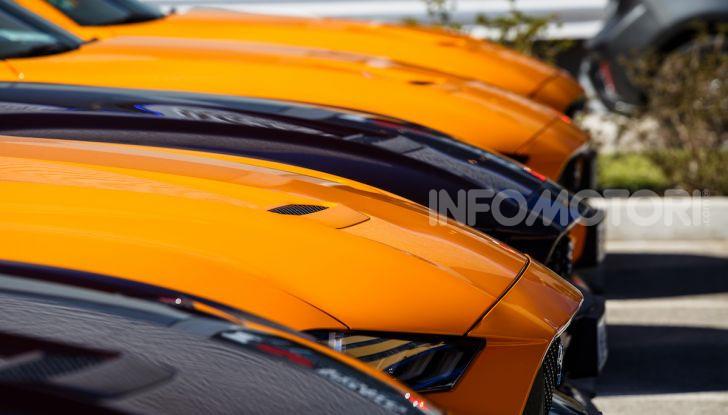 Nuova Ford Mustang GT 2018: La prova del V8 da 450CV - Foto 9 di 27