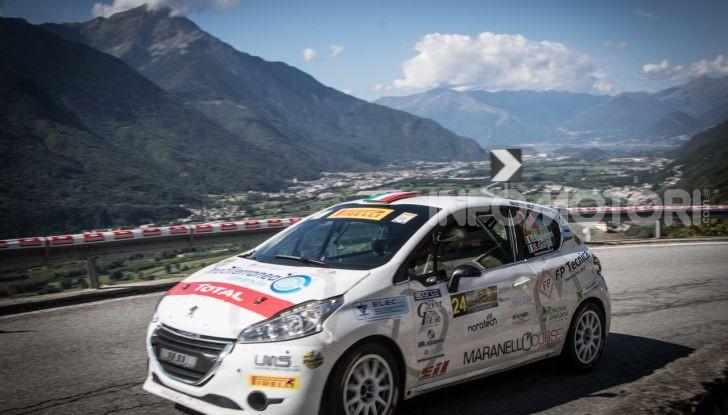 Peugeot Competition RALLY 208 – E' Tommaso Ciuffi il campione 2018 - Foto 5 di 5