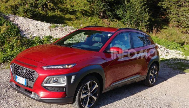 Prova nuova Hyundai Kona 2018: Crossover compatto poca spesa e tanta resa! - Foto 7 di 21