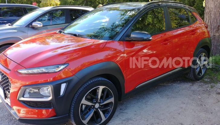 Prova nuova Hyundai Kona 2018: Crossover compatto poca spesa e tanta resa! - Foto 11 di 21