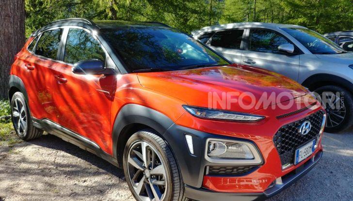 Prova nuova Hyundai Kona 2018: Crossover compatto poca spesa e tanta resa! - Foto 1 di 21